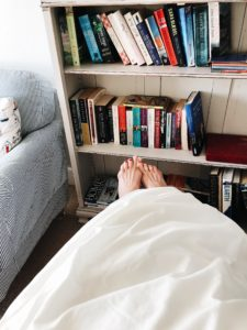 Dormir en période de confinement